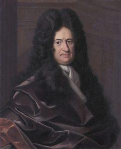 Ritratto di Leibniz